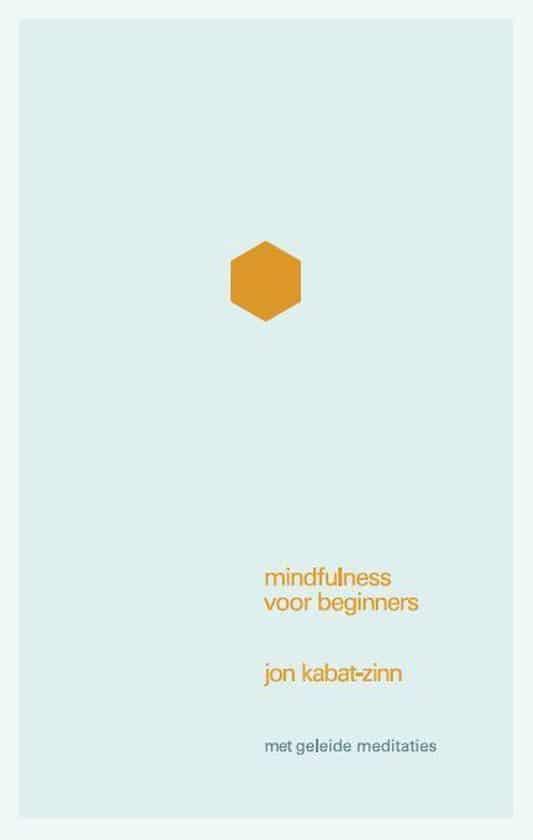 boek mindfulness voor beginners