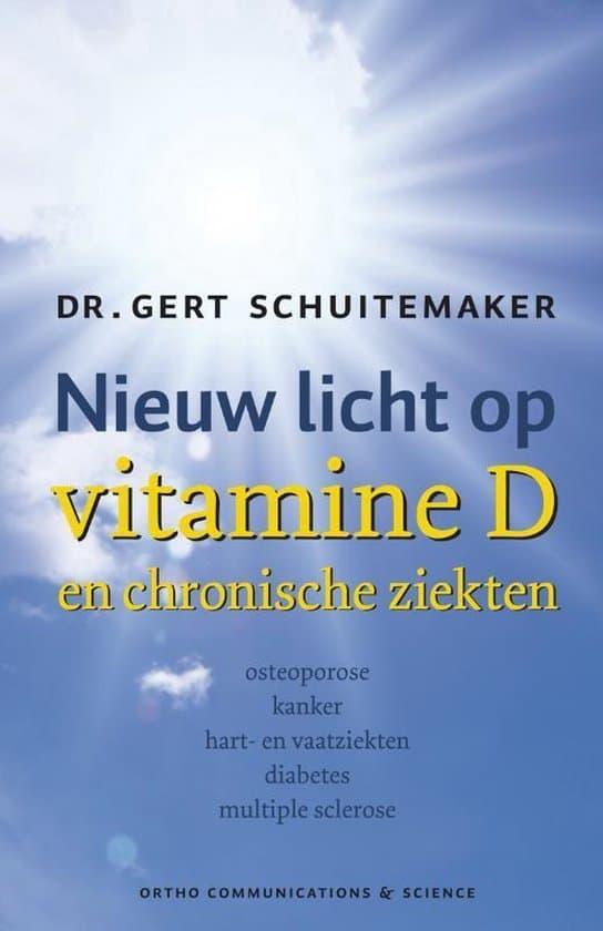 boek nieuw licht op vitamine d en chronische ziekten