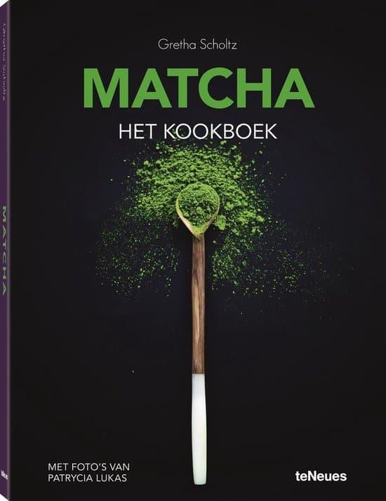 matcha het kookboek