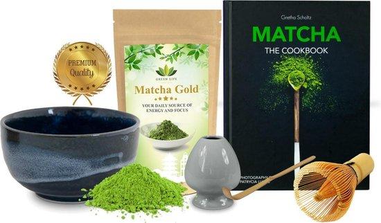 matcha thee starters kit