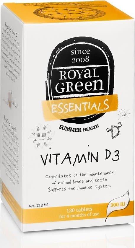 royal green vitamine d3