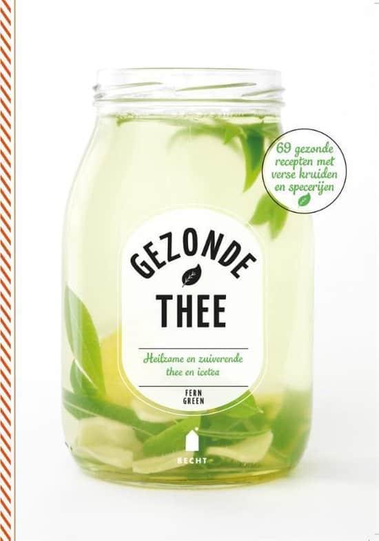 super groen gezonde thee boek