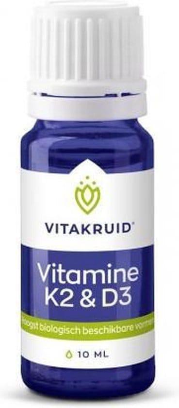 vitakruid vitamine d3 en k2