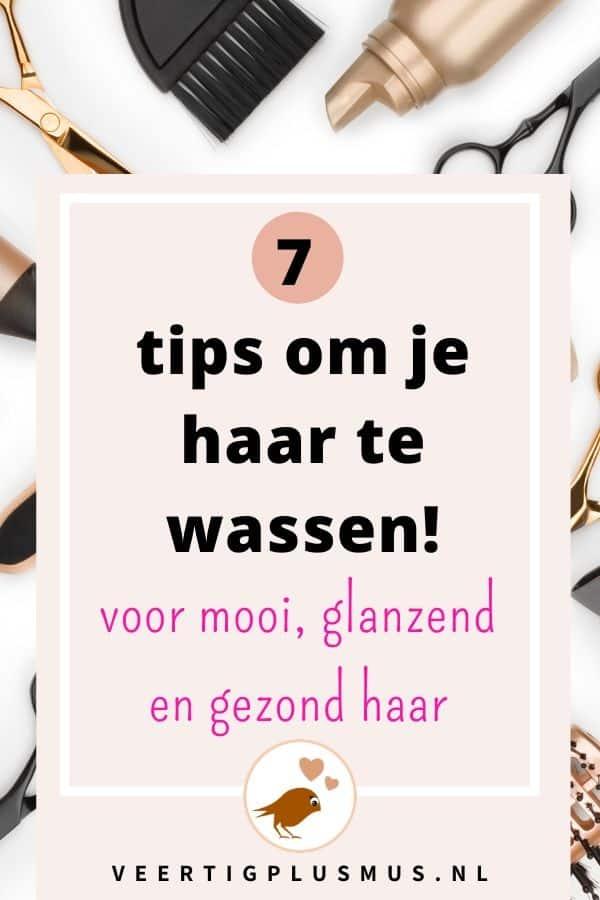 7 tips om je haar te wassen voor mooi, glanzend, gezond haar