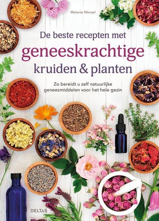 boek de beste recepten met geneeskrachtige kruiden en planten
