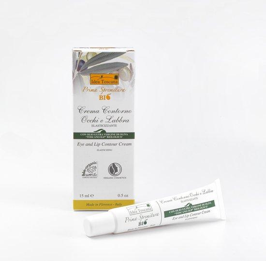 idea toscana oog en lip creme biologisch