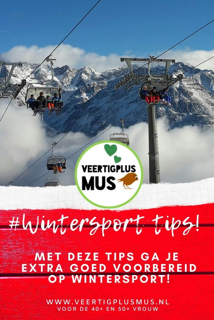 Handige tips om extra goed voorbereid op wintersport te gaan