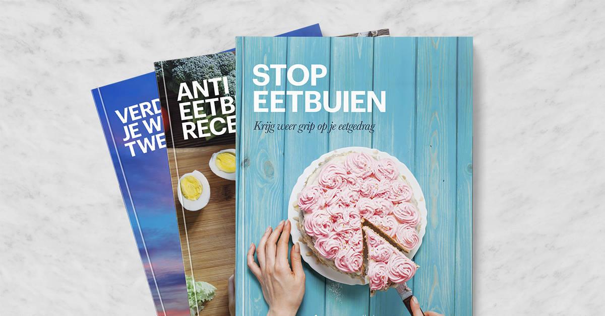 Het stop eetbuien programma van Jasper Alblas