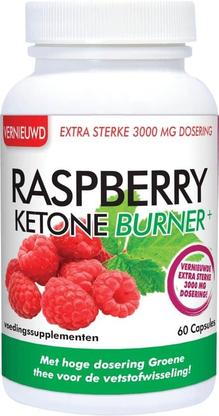 Raspberry ketone burner