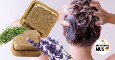 7 redenen waarom Shampoo Bars goed zijn voor je haar!