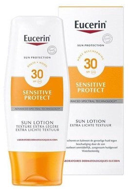 Eucerin Sensitive protect sun lotion spf30