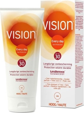 Vision Every Day Sun Protection factor SPF 30