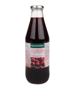 holland and barrett cranberry sap