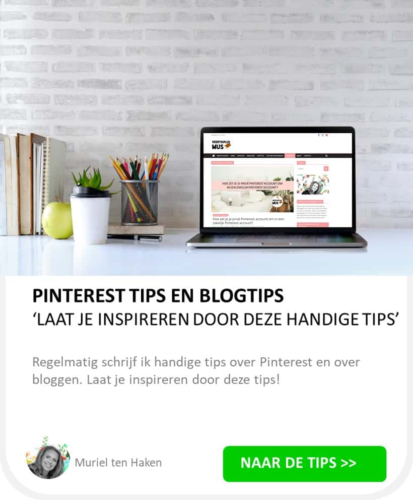 pinterest tips en blog tips
