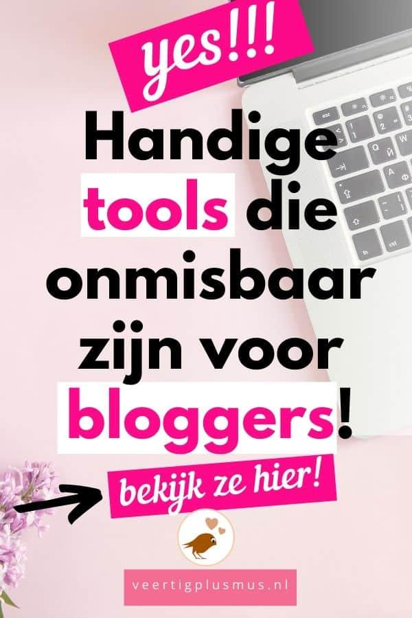 Handige tools die onmisbaar zijn voor bloggers