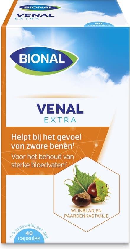 bional extra intensieve verzorging van vermoeide benen