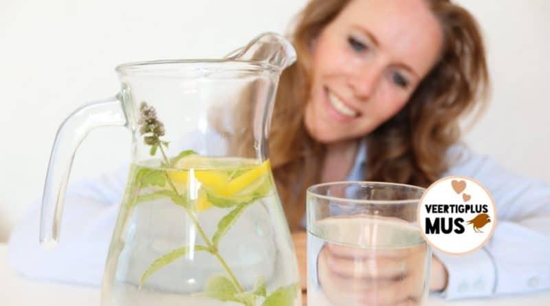 10 redenen waarom het slecht is om weinig water te drinken