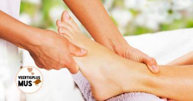 moeiteloos door de overgang met voetreflexmassage