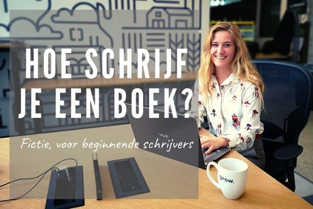 online cursus hoe schrijf je een boek soofos