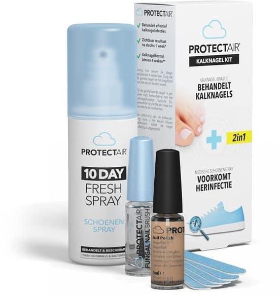 protectair complete kalknagel behandeling ademende nagellak