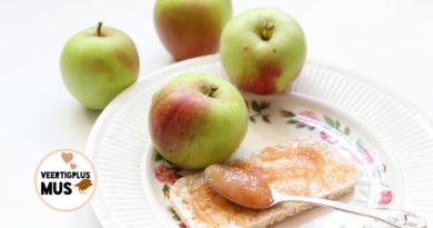 recept makkelijk zelfgemaakte appelstroop vegan en suikervrij