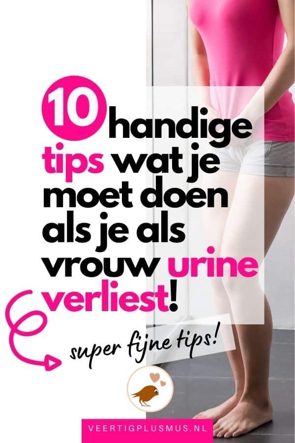 10 handige tips wat je moet doen als je als vrouw urine verliest