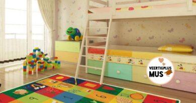 5 tips om je kleine kinderkamer slim in te richten