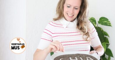 10 redenen waarom chia zaad gezond voor je is