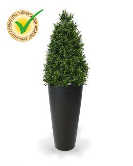 Kunstplant buxus tower maxifleur kunstplanten