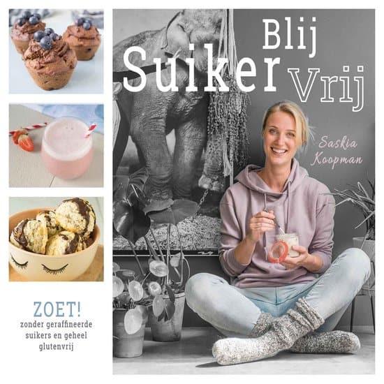 boek blij suikervrij zoet