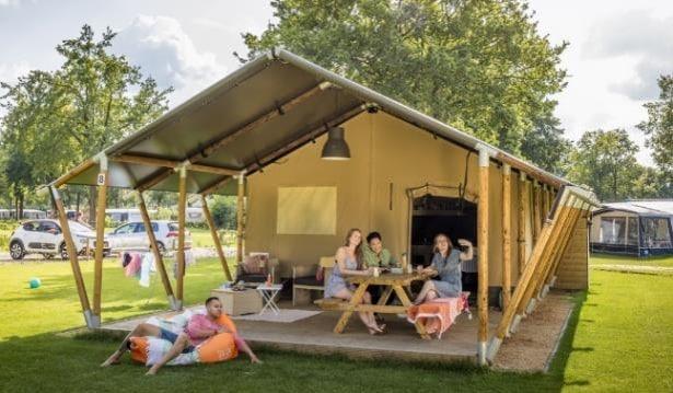 recreatiepark de leistert camping