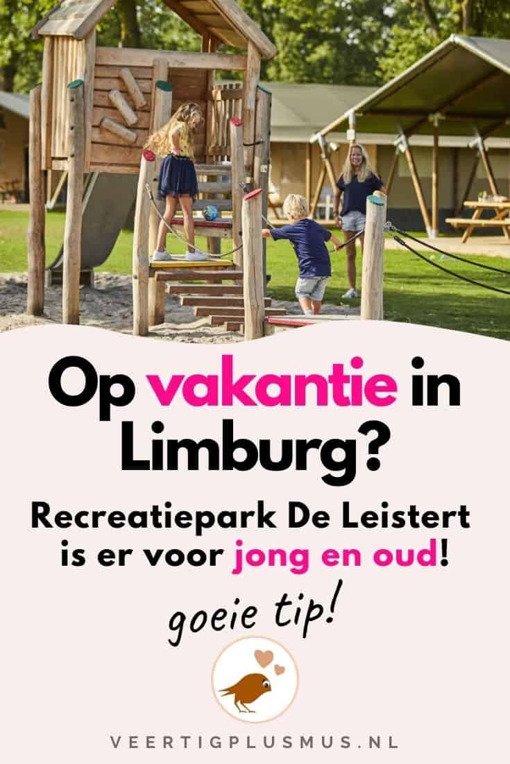 recreatiepark de leistert in limburg