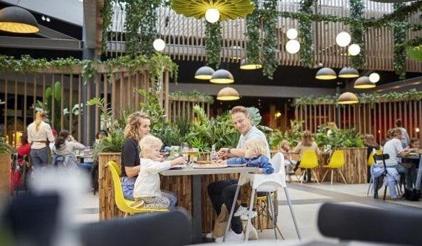 restaurant recreatiepark de leistert
