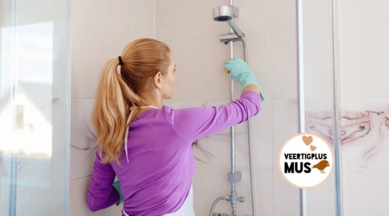 7 tips om badkamer zoals douchebak op te frissen
