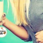 buikpijn van melk misschien heb je een lactose intolerantie