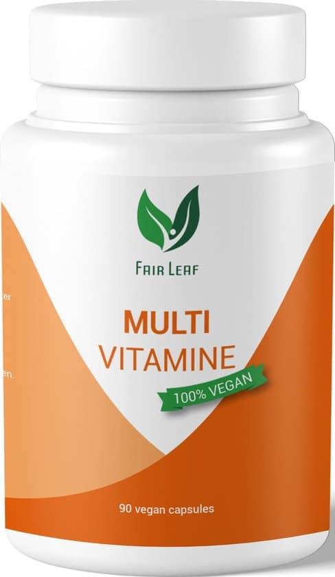 fair leaf vegan multivitamine compleet capsules