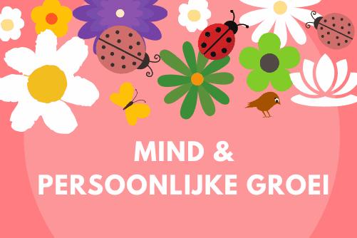 mind en persoonlijke groei