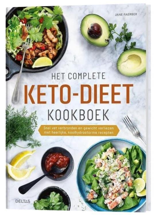 het complete keto dieet kookboek