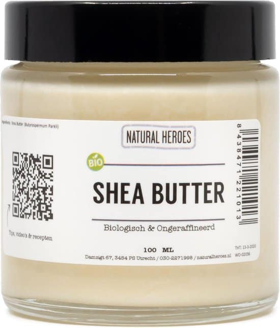 natural heroes raw shea body butter