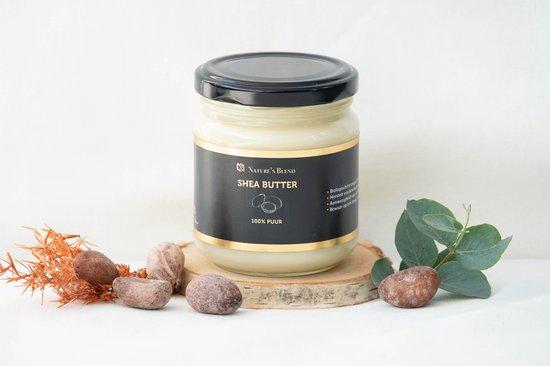 natures blend shea butter puur en ongeraffineerd