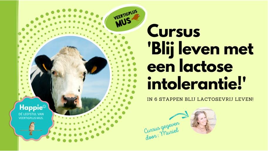 Online cursus Blij leven met een lactose intolerantie