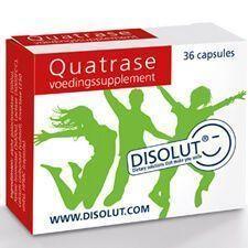 quatrase capsules van disolut
