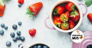 Hoeveel koolhydraten zitten er in fruit