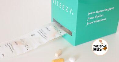 Viteezy: jouw dagelijkse portie vitaminen en mineralen op maat!