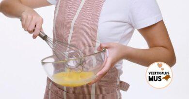 hoe vervang ik met ei allergie eieren in een koolhydraatarm gerecht