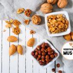 Welke noten zijn koolhydraatarm