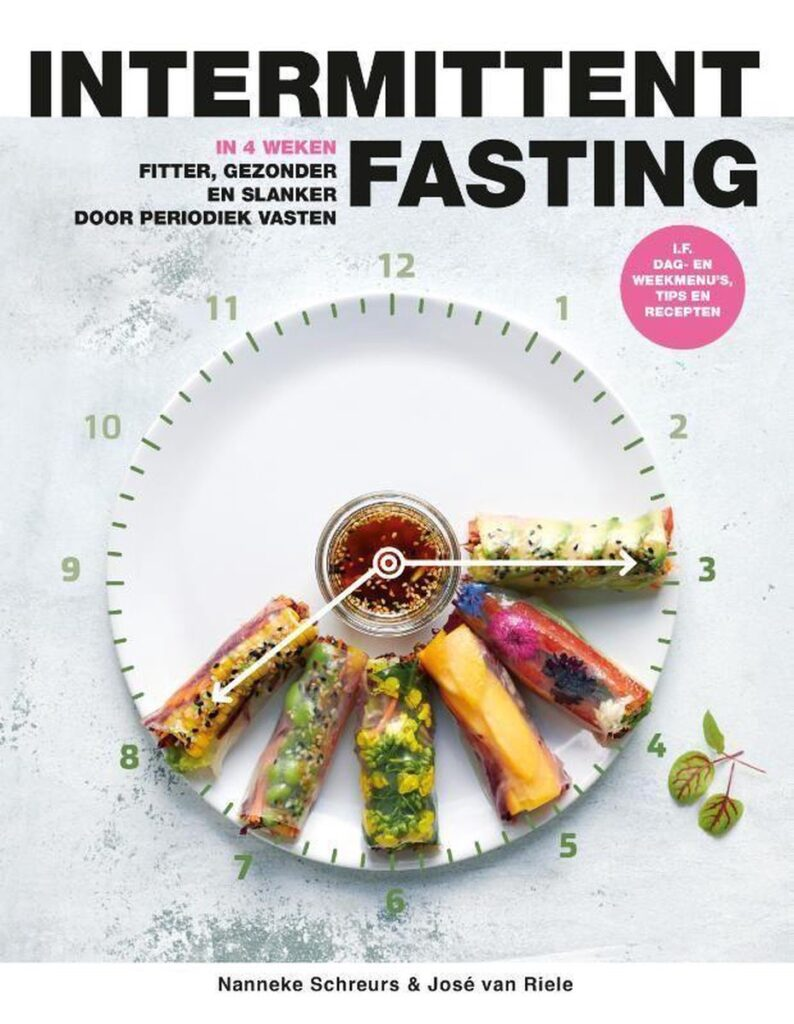 boek intermittent fasting nanneke schreurs