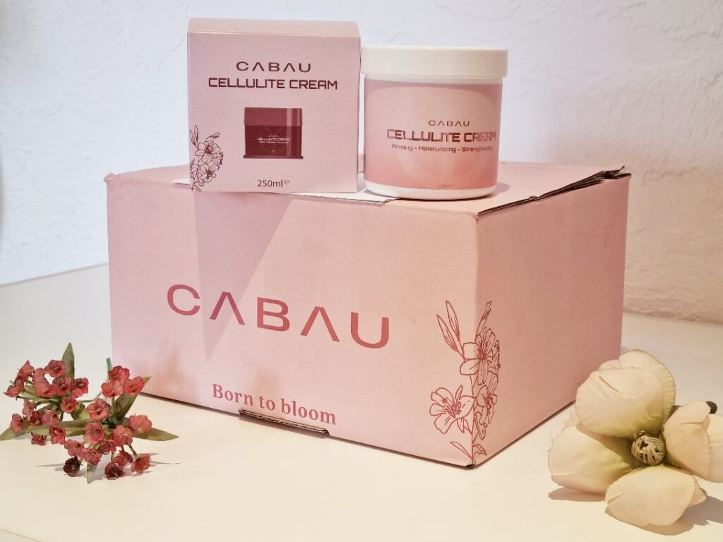 cabau cellulite cream